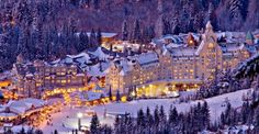 Whistler Blackcomb Village