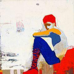 Painting, Human Figure, by Jylian Gustlin , http://www.jyliangustlin.com/