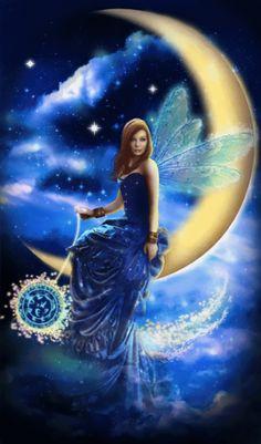 Tarot Gratis, Planet Tattoos, Wolf, Gifs, Your Spirit Animal, Fairy Figurines, Nighty Night, Deviantart, Faeries