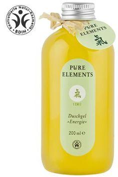 Pure Elements - Αφρόλουτρο ''Chi Energie'' με Jojoba που Ενεργοποιεί Σώμα & Πνεύμα! 200ml    Το ειδικό μείγμα των αιθέριων ελαίων υψηλής ποιότητας (όπως το έλαιο jojoba) χαρίζει πολύτιμη ενυδάτωση και ενεργοποιεί το σώμα και το νου.  Μια πραγματική πηγή ενέργειας που μετατρέπει το καθημερινό ντους σε μια αληθινή πηγή ευεξίας!!!  To φυσικό άρωμα του με τονωτικές νότες απο το έλαιο jojoba γεμίζει το σώμα και το πνεύμα με μια έντονη αίσθηση φρεσκάδας και ζωτικότητας.  WWW.ORGANICBRANDS.GR