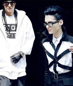 Tom & Bill Kaulitz!!! fuck shave thoose beards  u hot pieces of shit !!