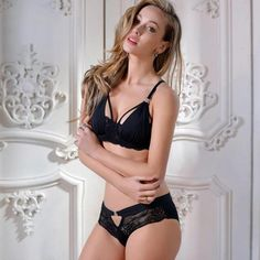 underwear sets for women Picture - More Detailed Picture about Sexy satin bra and panty Hot lingerie lace Bra Set Gathered Push Up Brassiere Vs Underwear Sets For Women 75 C D Cup Picture in Bra & Brief Sets from sexy mousse Lingerie Store Hot Lingerie, Lingerie Party, Black Lingerie, Lingerie Models, Women Lingerie, Cheap Lingerie, Quality Lingerie, Luxury Lingerie, Satin Underwear