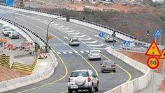 Tamaraceite: Unos 10.000 coches usan al día la nueva circunvala...