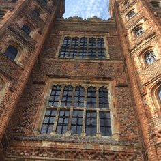 Layer Marney Tower - Tudor palace from 1520