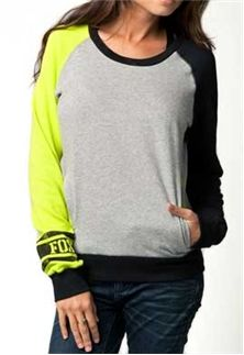 Fox Racing Womens Prestigious Pullover I WANT I WANT I WANT!!!!❤️