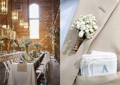 Flores de Casamento - Mosquitinho