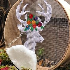 Embroidery Hoop Wreath Large 34 New Ideas Embroidery Patches, Embroidery Patterns, Sewing Patterns, Cross Stitching, Cross Stitch Embroidery, Embroidery Machine Reviews, Embroidery Hoop Nursery, Nursery Patterns, Cross Stitch Kitchen