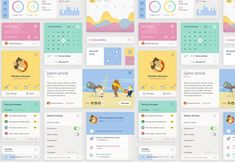 The best free UI kits, February 2015 | Webdesigner Depot