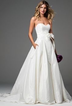 Wtoo by Watters - Albina @ Town & Country Bridal Boutique - St. Louis, MO - www.townandcountrybride.com