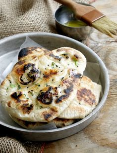 Naan. will have to give it a try one of these days. ( i guess after i make some indian food though right @Heidi Udall?)