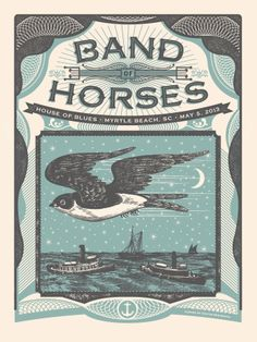 Band of Horses - Myrtle Beach