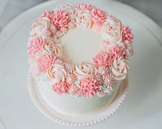 Get them in your baking arsenal ASAP. Get them in your baking arsenal ASAP. Cake Decorating Frosting, Cake Decorating Designs, Creative Cake Decorating, Cake Decorating Techniques, Creative Cakes, Cake Designs, Pretty Birthday Cakes, Pretty Cakes, Beautiful Cakes