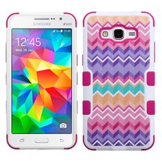 - Specially designed for Samsung Galaxy Grand Prime(G530) phone. - A soft rubberized coating tightly grips to your phone while absorbing shocks and bumps. - Exterior layer is a hardened shell with a s