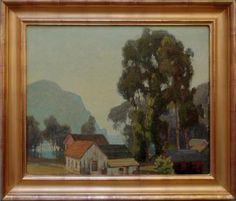 "Aaron Kilpatrick (1872-1953) Morro Bay, O/C, 20"" x 24"", signedAaron E. Kilpatrick - California-Art.com"