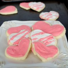 Gluten Free Mom :: Recipe for Gluten Free Cut Out Cookies.