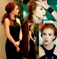 Turkish Fashion, Turkish Beauty, Korean Girl Fashion, All Fashion, Casual Work Outfits, Stylish Outfits, Cap Girl, Elcin Sangu, Prettiest Actresses