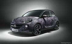 Bryan Adams setzt den Opel ADAM in Szene