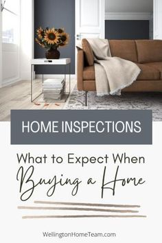 A big part of purchasing a home is the Home Inspection process, something that should never be skipped. #homeinspection #inspection #homeinspector #howto #realestate #advice #tips #realtor #homesforsale #homeselling #selling #homebuying #buying Home Buying Checklist, Home Buying Tips, Home Buying Process, Real Estate Articles, Real Estate Tips, Home Appraisal, Pinterest Home, Home Inspection, Residential Real Estate