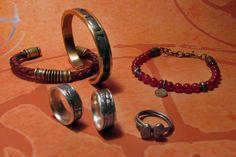 rings and bracelets Headphones, Bracelets, Rings, Style, Bangles, Ear Phones, Headset, Ring, Bracelet