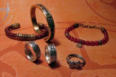rings and bracelets Headphones, Bracelets, Rings, Style, Swag, Headpieces, Ear Phones, Ring, Jewelry Rings
