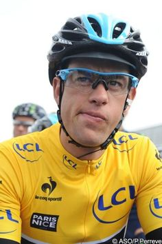 Richie Porte up to third in WorldTour rankings