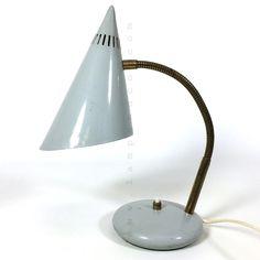 Lampe de table des années 50-60.