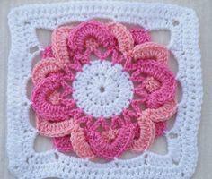 Square free pattern - Knitting Pattern