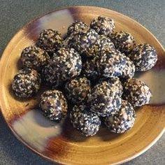 Peanut Butter Sesame Seed Balls - Allrecipes.com