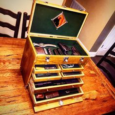 EDC Organizer Box: Great way to get organized!