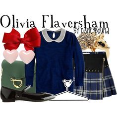 """Olivia Flaversham"" by lalakay on Polyvore"