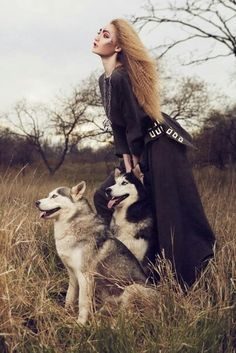 #Wolves and #Fashion