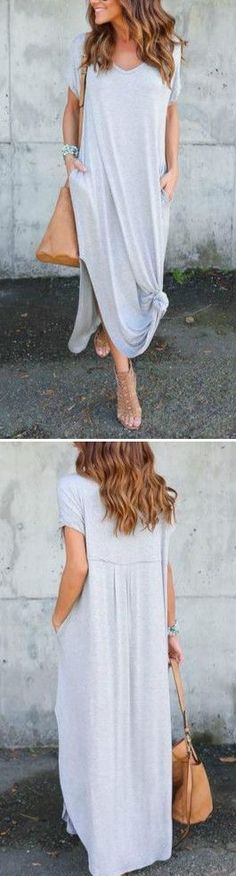 Love the casual look for running errands and that it could be long enough to tie up at the side/bottom.