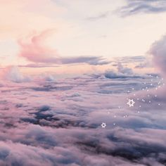 Find images and videos about gif, nature and wallpaper on We Heart It - the app to get lost in what you love. Aesthetic Images, Aesthetic Grunge, Aesthetic Wallpapers, Vacation Images, Pastel Clouds, 8 Bits, Good Night Gif, Hipster Wallpaper, Sky Full Of Stars