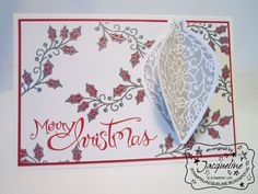 Stampin' Up! by Stampin Jacqueline: Nieuwe najaarscatalogus, Embellished Ornaments