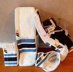 Here's a brand new Brians SZ Pro ll setup with Some additional PadWrap stripes! Very creative!