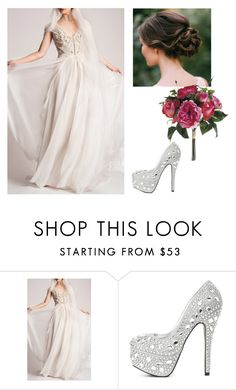 """""""Fall wedding"""" by irenevf ❤ liked on Polyvore featuring Temperley London, Charlotte Russe and fallwedding"""