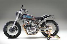 1977 Yamaha XS650 Cu