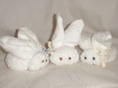 I've been making these this easter - and hiding eggs in them!