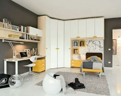 Mobili spagnol ~ Young collection by spagnol mobili ponte cabina scrittoio un
