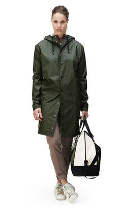 Long Jacket - Green