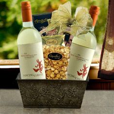 We're having a Summer White Sale! Save 10% on all White Wine Baskets from August 20, 2014 - August 31, 2014. Use coupon code WHITE14A
