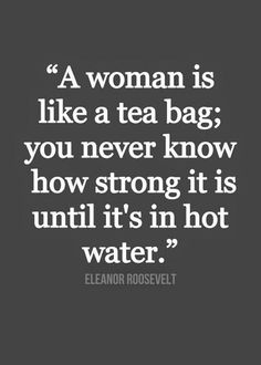 Wisdom shared by Eleanor Roosevelt