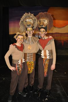 Lionesses costume ideas lion king jr pinterest lioness lion king jr mufasa and simbas st anthony grade school lion king jr lion king costumediy solutioingenieria Image collections