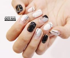 See this Instagram photo by @cicis_nail