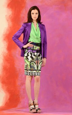 Etro Resort 2013 - Review - Fashion Week - Runway, Fashion Shows and Collections - Vogue - Vogue