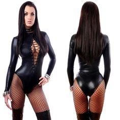 Robert Rodriguez Leather Dress - Polyvore