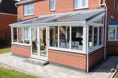 Small Conservatory, Conservatory Interiors, Conservatory Design, Cottage Extension, House Extension Design, Gazebo Pergola, Patio Canopy, Garden Room Extensions, House Extensions