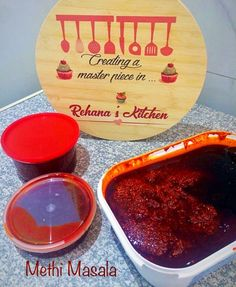 Methi Masala recipe by Rehana Parak posted on 22 Oct 2018 . Recipe has a rating of by 1 members and the recipe belongs in the Miscellaneous recipes category Indian Food Recipes, Real Food Recipes, Masala Recipe, Red Chili, Food Categories, Pickles, Dips, Chutneys, Cooking
