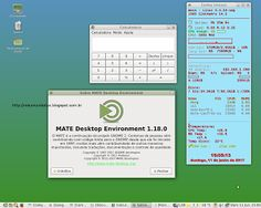 Instalando o Mate Desktop no Slackware