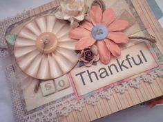 Thanksgiving Mini Album.